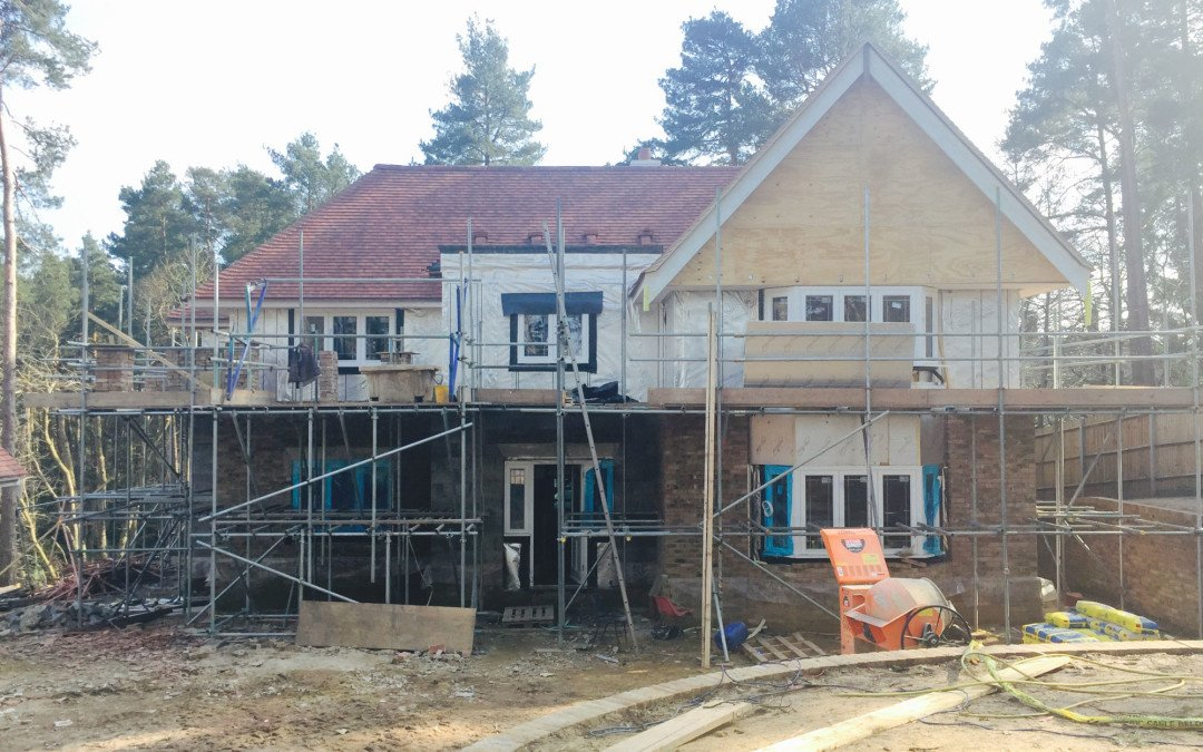Middlemarch – Construction Progress